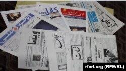 کابل چاپ ورځپاڼې