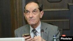 Armenia - Deputy Foreign Minister Shavarsh Kocharian, Yerevan, 10Jul2013.