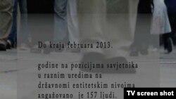 Bosnia and Herzegovina - Sarajevo, TV Liberty Show No.871 06Apr2013