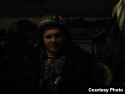 У підвалі під час обстрілу