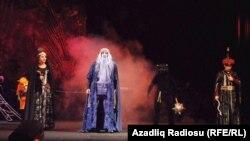«Rəvayəti-Şahzadeyi-Xəzər» tamaşası