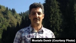 Mustafa Demir believes Turkey has unleashed a witch hunt for suspected supporters of cleric Fethullah Gulen.