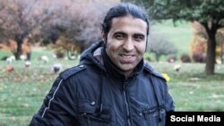 علی عجمی، فعال حقوق بشر