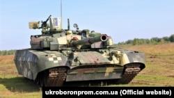 Танк українського виробництва «Оплот»