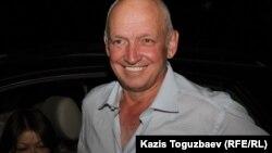 Казахстанский оппозиционер Владимир Козлов.