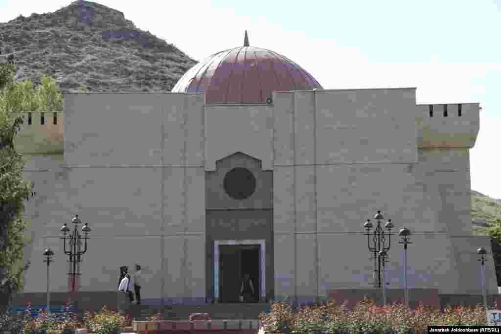 Музей, посвященный эпосу Манас