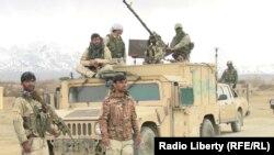 په لوګر کې د افغان ځواکونو عملیات