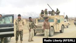 ارشیف، د افغان ځواکونو عملیات