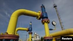 Ukrayna 2014-cü ilin sonunadək Rusiyadan 4 milyard kubmetr qaz almağı planlaşdır