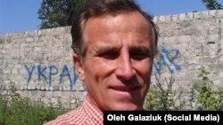 Ukraine: Oleh Halaziuk, Donbas Realities blogger. 28May2019