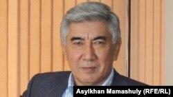 Жалпы ұлттық социал-демократиялық партия төрағасы Жармахан Тұяқбай.