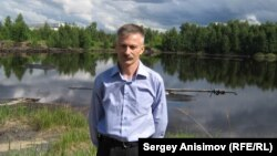 Нижегородский эколог Дмитрий Левашов