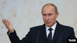 Could Russia's president, Vladimir Putin, be the world's new problem solver?