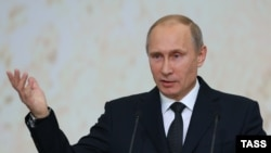 "Russian President Vladimir Putin used a piece in ""The New York Times"" to lash out at U.S. foreign policy."