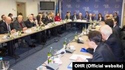 Sastanak Vijeća za provedbu mira u Sarajevu 2018.