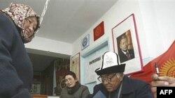 Кыргызстанда 11 саясий партия, 6 бейөкмөт уюм 2003-жылдын 16-январында Конституциялык түзөтүү жана толуктоолор үчүн өткөрүлчү референдумга караманча каршы пикирлерин билдиришкен.