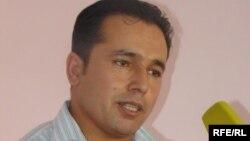 رحیم الله سمندر رئیس انجمن آزاد ژورنالیستان افغانستان