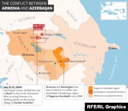 კონფლიქტის რუკა