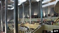 کتابخانه عظیم اسکندریه در ۱۱ طبقه با معماری بسيار زيبايی بازسازی شده است.( عکس: AFP)