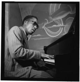 Телониус Монк, сентябрь 1947