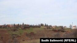 Predeo kod sela Osmače