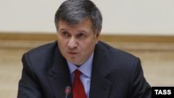 Арсен Аваков, міністр внутрішніх справ України