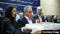 مراسم خداحافظی خولیو ولاسکو در تهران.
