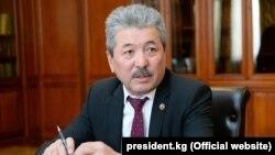 Адылбек Касымалиев.