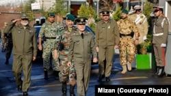 عطاءالله صالحی فرمانده کل ارتش جمهوری اسلامی