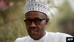 Mohammadu Buhari, predsjednik Nigerije