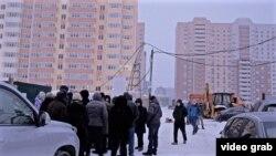 """""""Салават күпере"""" торак комплексында фатир көтүчеләр"""