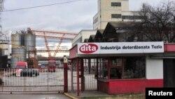 "Tvornica deterdženata ""Dita"", Tuzla 2014."