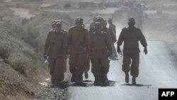 Suriyada Rusiya hərbçiləri
