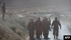 Российские военнослужащие в Сирии, архивное фото