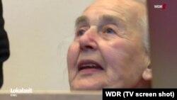 Ursula Haverbeck (Foto: WDR)
