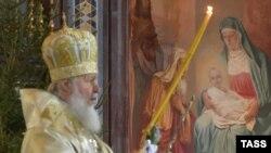Patriarku Kirill