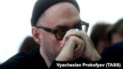 Режиссер Кирилл Серебренников на заседании Мосгорсуда