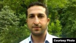 Ирандық пастор Юсеф Надархани.