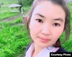 Айтолды Бектуркызы, этническая казашка из Китая.