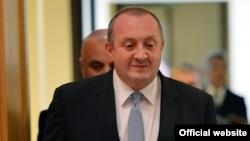 Грузия президенті Георгий Маргвелашвили.