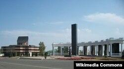 Мемориал павшим воинам в Саранскеванжадихз
