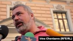 """Главный редактор """"Новой газеты"""" Дмитрий Муратов"""