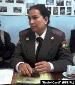Саъбагуло Одинаева