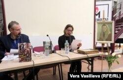 Ярослав Леонтьев, Ольга Страда