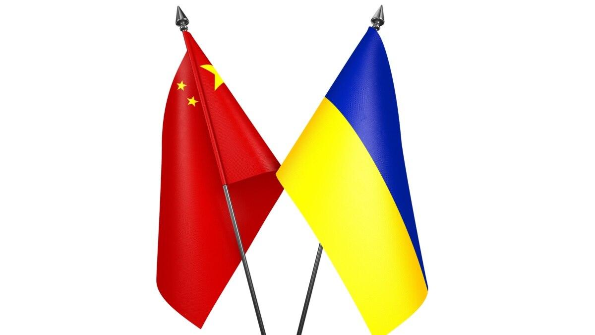 В Украину прибыл новый посол Китая