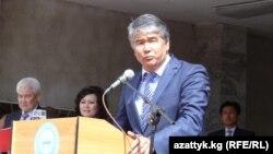 Маданият жана туризм министри Султан Раев