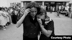 Пострадавшие при нападении боевиков на Буденновск в 1995 году