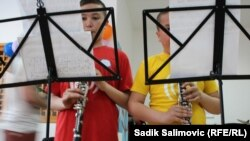 Sa vježbi Superara, foto: Sadik Salimović