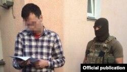Затриманий СБУ блогер