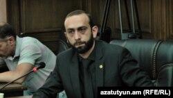 Первый вице-премьер Арарат Мирзоян